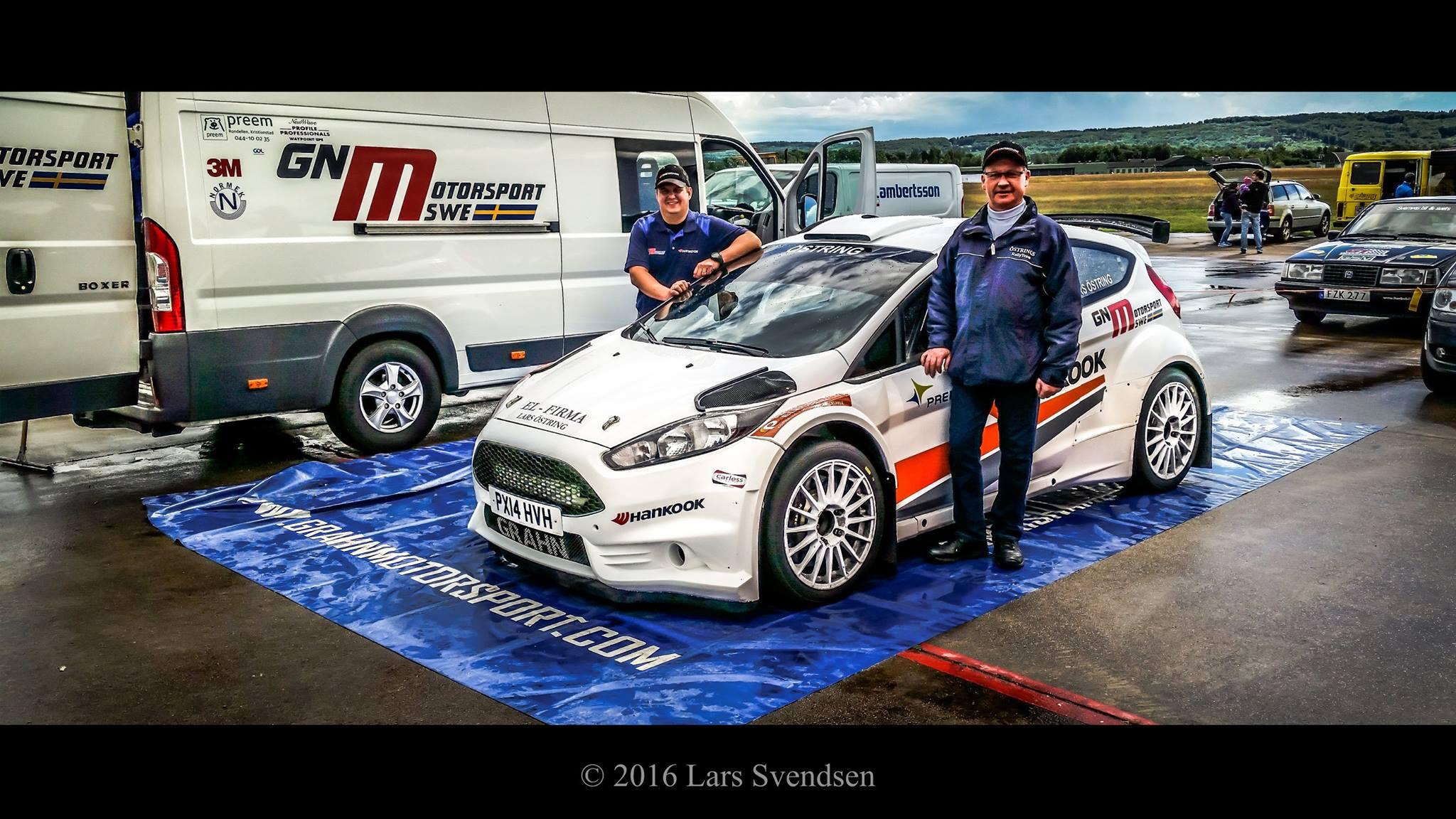 Ljungbyhed Raceway -Bravida-Prenad Sprinten 2016